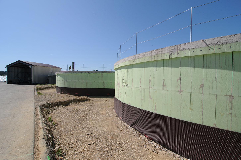 beh lterisolierung biogas nq anlagentechnik biogasanlagen alles aus einer hand. Black Bedroom Furniture Sets. Home Design Ideas