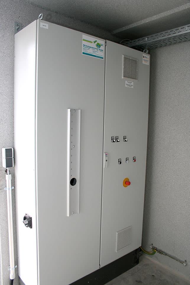 , Maschinenraum MR-100